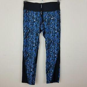 Nike dri-fit crop leggings size XS